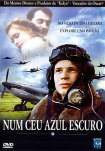 Num Céu Azul-Escuro - Poster / Capa / Cartaz - Oficial 7