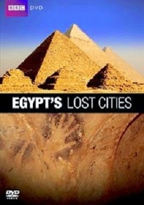 Egypt's Lost Cities - Poster / Capa / Cartaz - Oficial 1
