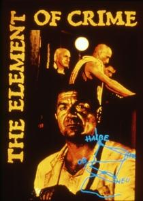 O Elemento do Crime - Poster / Capa / Cartaz - Oficial 4