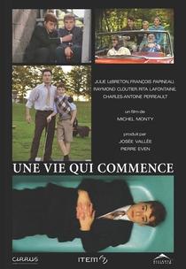 Une vie qui commence - Poster / Capa / Cartaz - Oficial 3