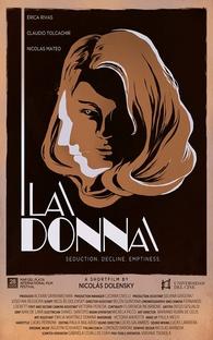 A Mulher - Poster / Capa / Cartaz - Oficial 1