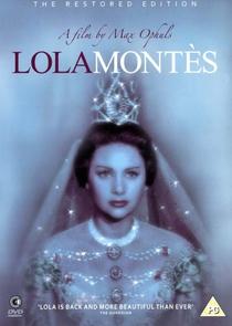 Lola Montes - Poster / Capa / Cartaz - Oficial 2