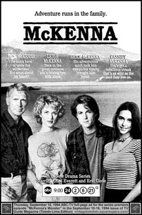 McKenna  - Poster / Capa / Cartaz - Oficial 1
