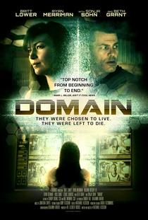 Domain - Poster / Capa / Cartaz - Oficial 1