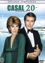 Casal 20 (1ª Temporada) - Poster / Capa / Cartaz - Oficial 2
