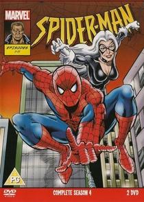 Homem-Aranha: A Série Animada (4ª Temporada) - Poster / Capa / Cartaz - Oficial 1