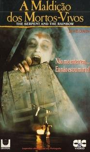 A Maldição dos Mortos-Vivos - Poster / Capa / Cartaz - Oficial 3