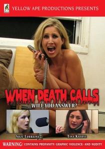 When Death Calls - Poster / Capa / Cartaz - Oficial 1