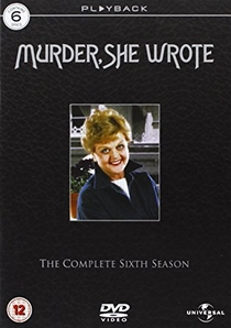 Assassinato por Escrito (6ª Temporada) - Poster / Capa / Cartaz - Oficial 1