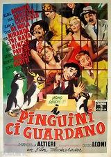 I Pinguini ci Guardano  - Poster / Capa / Cartaz - Oficial 1