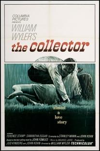 O Colecionador - Poster / Capa / Cartaz - Oficial 1