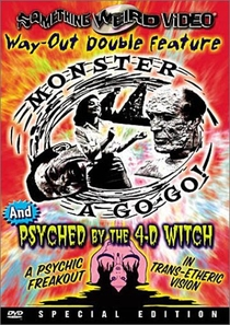 Psyched by the 4D Witch (A Tale of Demonology) - Poster / Capa / Cartaz - Oficial 2
