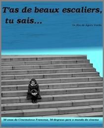 Você tem belas escadarias, sabia? - Poster / Capa / Cartaz - Oficial 1
