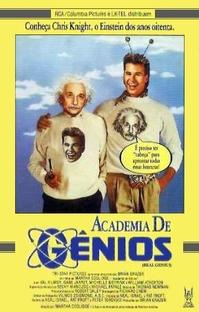 Academia de Gênios - Poster / Capa / Cartaz - Oficial 1