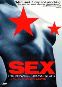 Sex: The Annabel Chong Story - Poster / Capa / Cartaz - Oficial 4