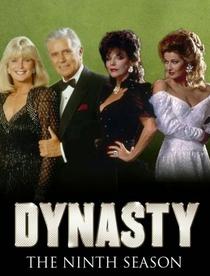 Dinastia (9ª Temporada)  - Poster / Capa / Cartaz - Oficial 1