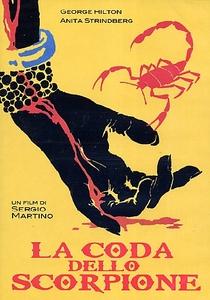 A Cauda do Escorpião - Poster / Capa / Cartaz - Oficial 1