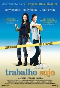 Trabalho Sujo - Poster / Capa / Cartaz - Oficial 2