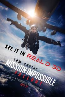 Missão: Impossível - Efeito Fallout - Poster / Capa / Cartaz - Oficial 7