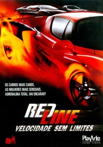 RedLine - Velocidade Sem Limites - Poster / Capa / Cartaz - Oficial 3