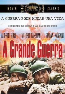 A Grande Guerra - Poster / Capa / Cartaz - Oficial 4