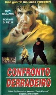 Confronto Derradeiro - Poster / Capa / Cartaz - Oficial 1
