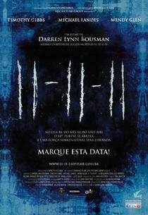 11-11-11 - Poster / Capa / Cartaz - Oficial 4