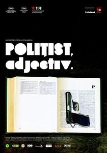 Polícia, Adjetivo - Poster / Capa / Cartaz - Oficial 1