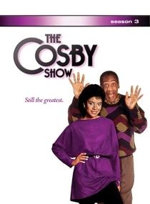 The Cosby Show (3ª Temporada) - Poster / Capa / Cartaz - Oficial 1