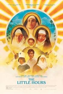 The Little Hours: A Comédia dos Pecados - Poster / Capa / Cartaz - Oficial 1