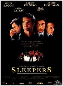 Sleepers - A Vingança Adormecida - Poster / Capa / Cartaz - Oficial 1