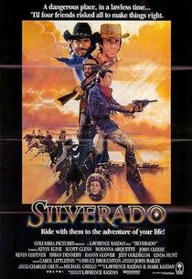 Silverado - Poster / Capa / Cartaz - Oficial 5