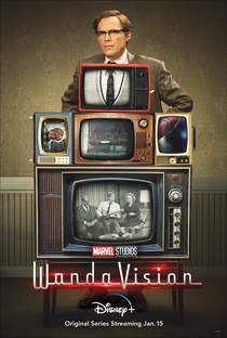 WandaVision - Poster / Capa / Cartaz - Oficial 6