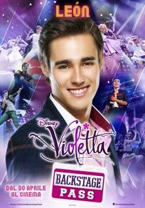 Violetta - O Show - Poster / Capa / Cartaz - Oficial 11