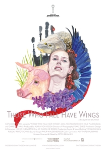 Those Who Fall Have Wings - Poster / Capa / Cartaz - Oficial 1