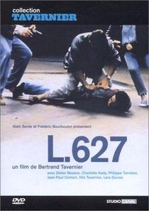 L.627 -Corrupção Policial - Poster / Capa / Cartaz - Oficial 1