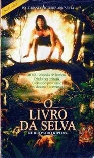 O Livro da Selva - Poster / Capa / Cartaz - Oficial 5