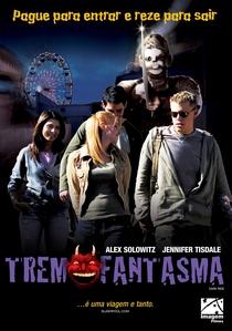 Trem Fantasma - Poster / Capa / Cartaz - Oficial 5