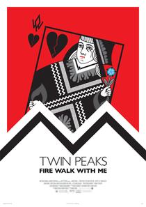 Twin Peaks - Os Últimos Dias de Laura Palmer - Poster / Capa / Cartaz - Oficial 3