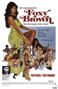 Foxy Brown - Poster / Capa / Cartaz - Oficial 1
