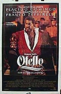 Otello - Poster / Capa / Cartaz - Oficial 1