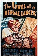 Lanceiros da Índia - Poster / Capa / Cartaz - Oficial 1
