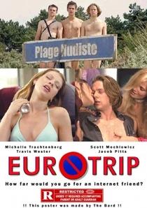 Eurotrip - Passaporte para a Confusão - Poster / Capa / Cartaz - Oficial 4