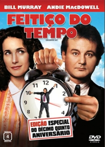 Feitiço do Tempo - Poster / Capa / Cartaz - Oficial 2