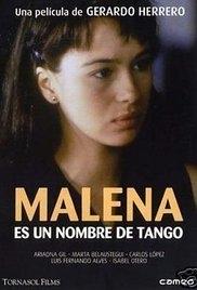 Malena é um nome de Tango - Poster / Capa / Cartaz - Oficial 1