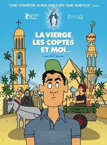 A Virgem, os Coptas e Eu - Poster / Capa / Cartaz - Oficial 1