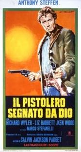 O Pistoleiro Marcado por Deus - Poster / Capa / Cartaz - Oficial 1