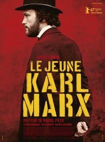 O Jovem Karl Marx - Poster / Capa / Cartaz - Oficial 1
