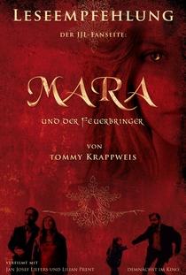 Mara e o Senhor do Fogo - Poster / Capa / Cartaz - Oficial 2