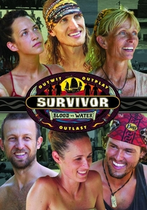 Survivor: Blood Vs. Water (27ª Temporada) - Poster / Capa / Cartaz - Oficial 1